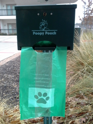 Poopy Pouch Doggy poo SD--400