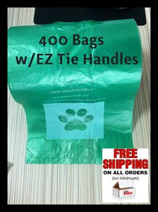 POOP BAGS with handles PWB400R-GT SD_6_400_Replacement_dog_waste_bags
